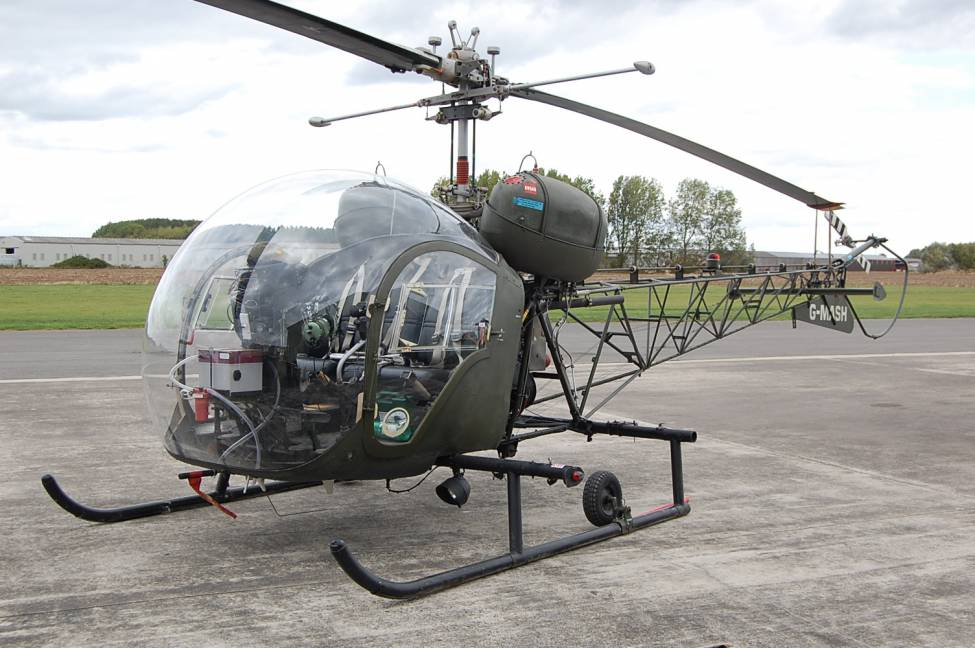 Bell 47G 4A For Sale