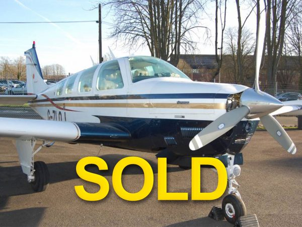 Beech 36 Bonanza For Sale
