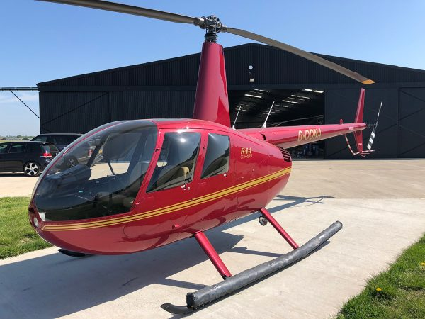 Robinson R44 Raven II Clipper For Sale