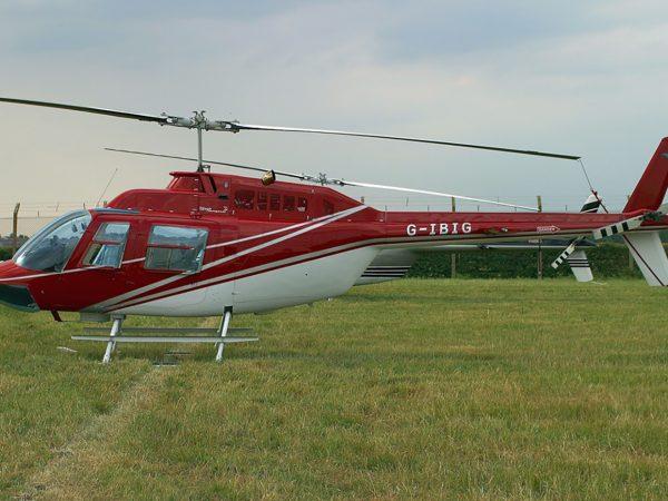 Bell 206B Jetranger For sale in the uk