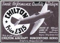 Chilton DW1 For Sale